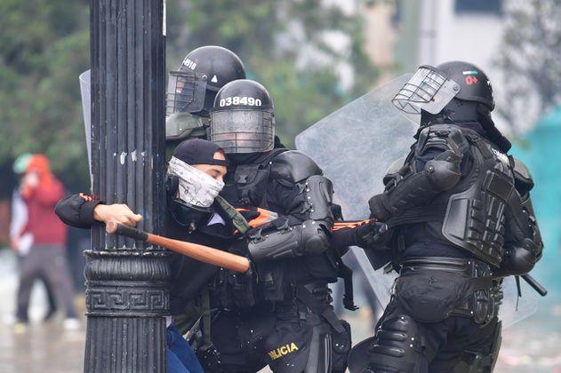 Concejo de Bogotá entrega a la CIDH informe sobre vulneraciones durante el paro