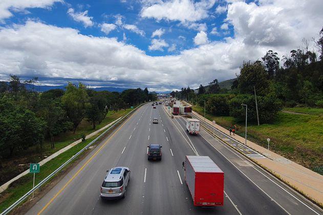 Coronavirus en Cundinamarca: restringen movilidad durante el puente festivo