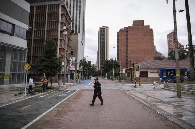 Alcaldía de Bogotá decreta cuarentena hasta el 18 de enero en Suba, Engativá y Usaquén