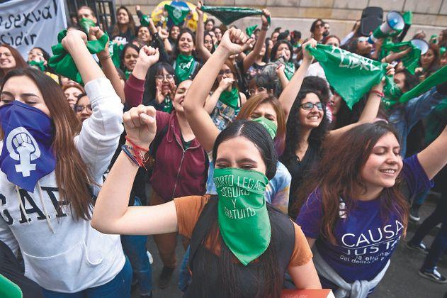 """Los detalles del nuevo """"round"""" del aborto en la Corte Constitucional"""