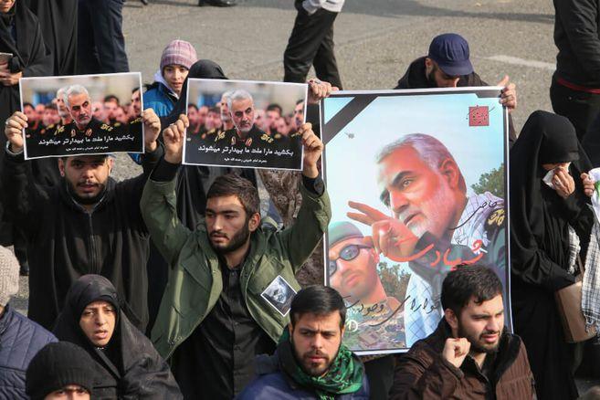 Por qué la muerte del general iraní Qasem Soleimaní es tan grave?   EL ESPECTADOR