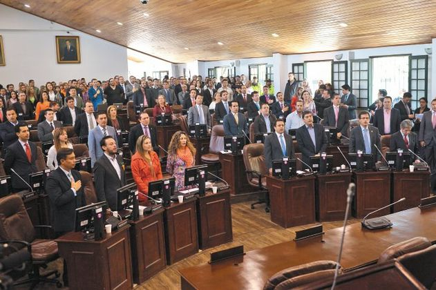 Un debate equilibrado, expectativas alrededor de un Concejo renovado