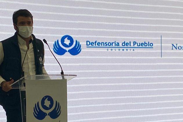 """""""En El Salado hay mucho temor de contar lo que pasa"""": defensor delegado para alertas tempranas"""