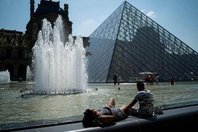 Nueva ola de calor se asoma en Francia