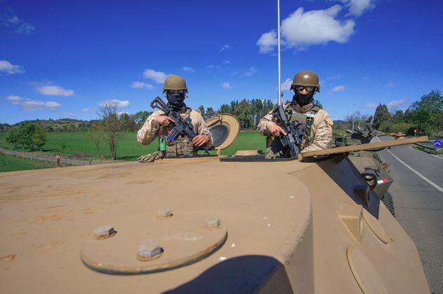 Tensión en Chile por militarización en territorio de indígenas mapuche