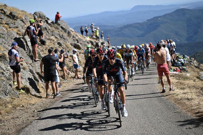 La carrera se prepara para los Pirineos.
