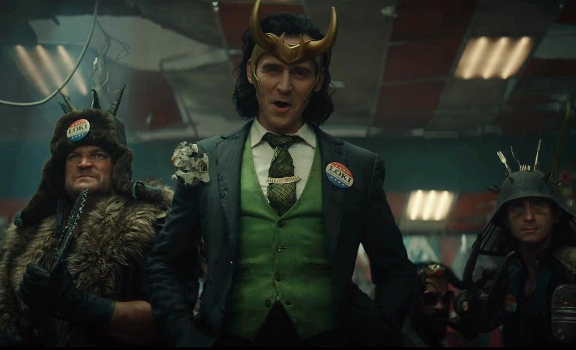'Loki' es una serie de Disney+ protagonizada por Tom Hiddleston.
