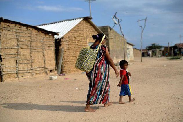 Alerta en resguardos indígenas del sur de La Guajira por 21 casos de COVID-19