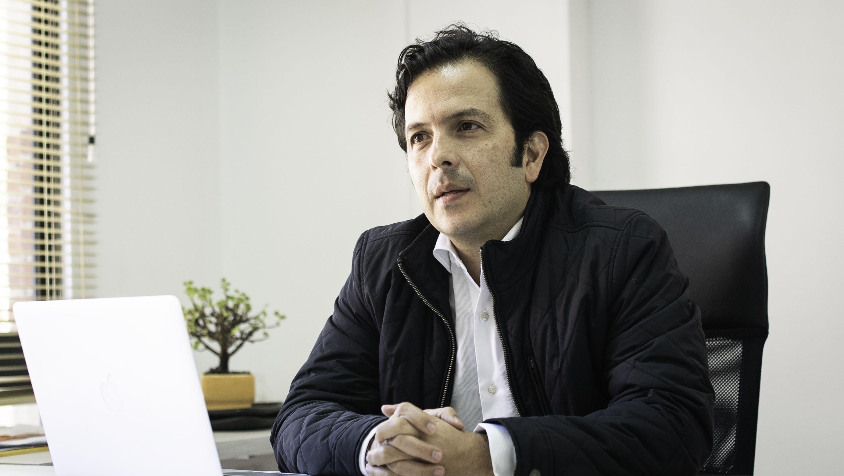 Gilberto Salcedo, vicepresidente de Turismo de ProColombia.