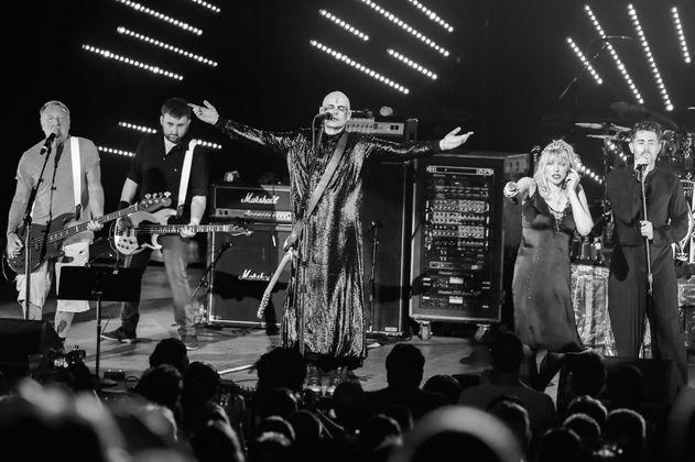 La banda The Smashing Pumpkins celebra 30 años a todo volumen
