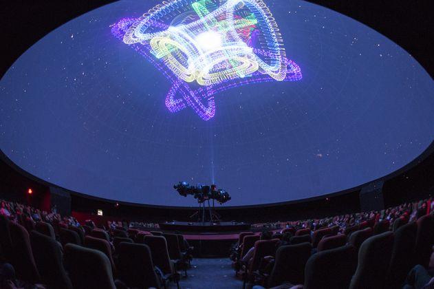 ¡Prográmese! Planetario de Bogotá tendrá shows láser en todo junio