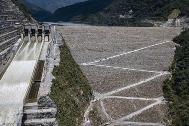 EPM anuncia que terminó la construcción de la presa de Hidroituango