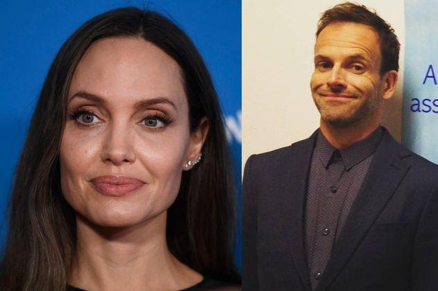 ¿Angelina Jolie, ex de Brad Pitt, volvió con su primer esposo?