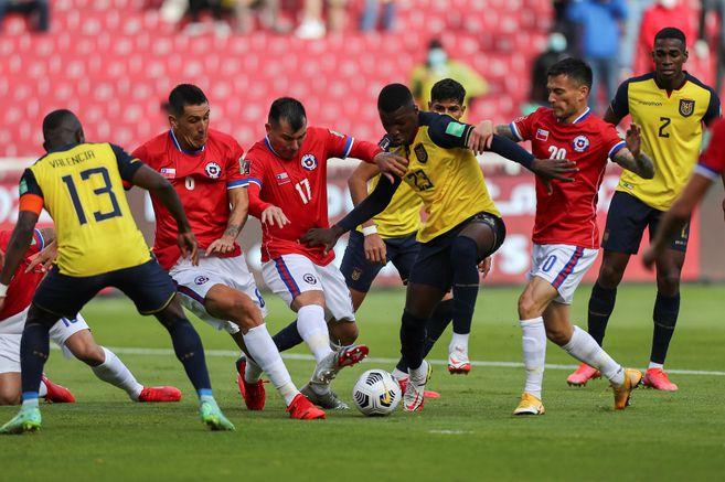 Eliminatorias Qatar 2022: Ecuador y Chile empataron sin goles en Quito   EL ESPECTADOR