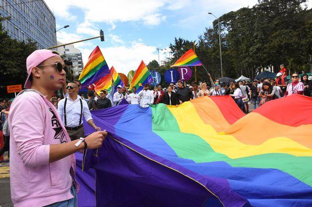 """Vuelve a Bogotá el """"Festival por la Igualdad"""", en pro de los derechos de la comunidad LGBTI"""