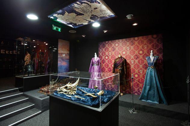 En este museo usted se puede meter en el mundo de Juego de Tronos
