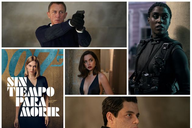 "James Bond vuelve a retrasar estreno de ""No Time To Die"", esta vez para abril de 2021"