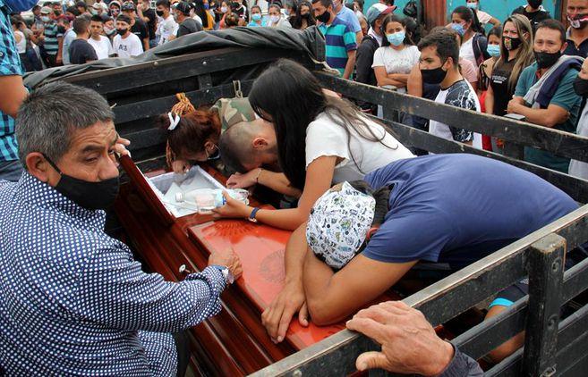 Seis personas asesinadas en Tumaco: tres masacres en menos de 24 horas en  Colombia | EL ESPECTADOR