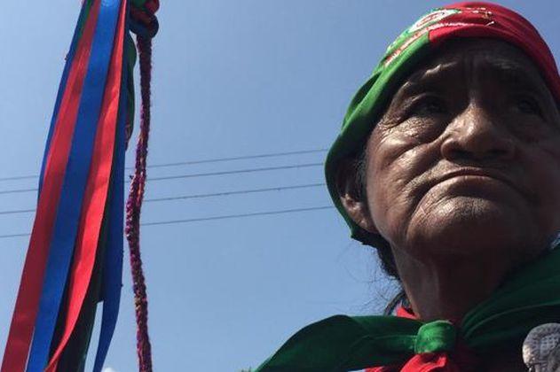 El poder combativo del Himno de la Guardia Indígena