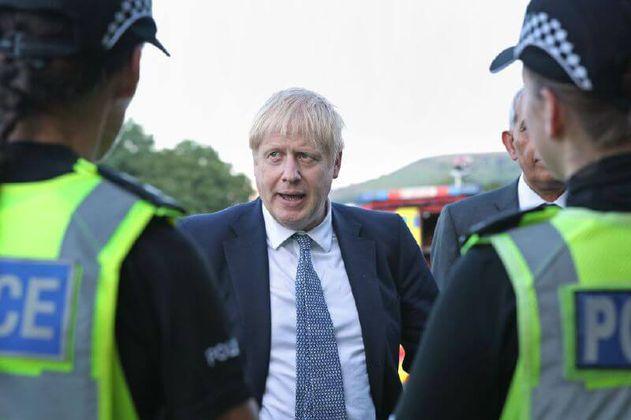 Cuando Boris Johnson fue periodista