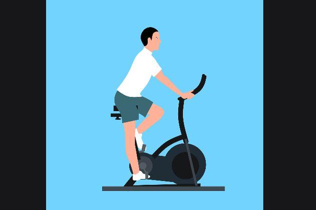 """La búsqueda de """"bicicletas estáticas"""" fue la que más aumentó en el último año, según Google"""