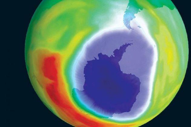Estudio asegura que la capa de ozono podría verse reconstituida para 2060