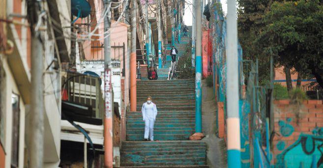 Como al comienzo, Bogotá entra en cuarentena total | EL ESPECTADOR