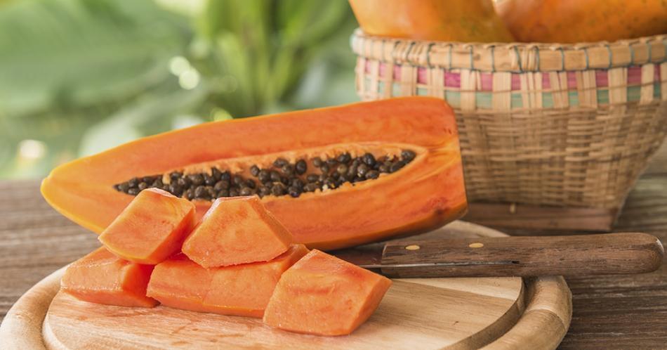 Papaya, fuente de la eterna juventud