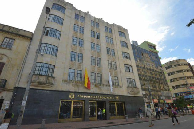 Personería de Bogotá niega estar ofreciendo subsidios a extrabajadores de Aguas Bogotá