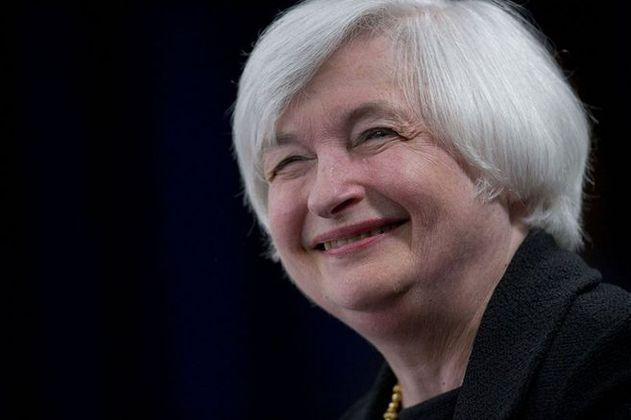 Biden planea nominar a Janet Yellen como secretaria del Tesoro