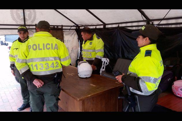 Dos policías resultan heridos tras ataque con explosivos en el Catatumbo