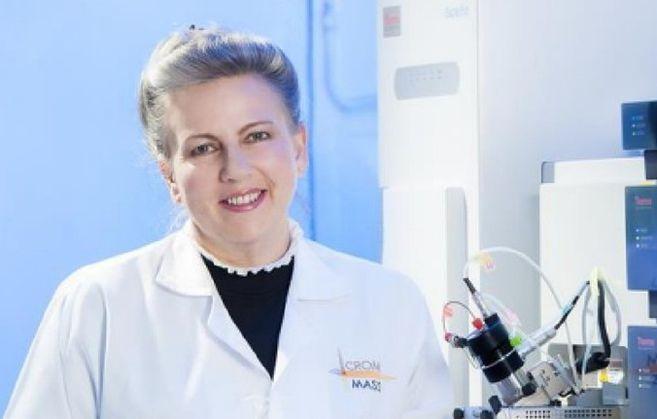 La científica rusa Elena Stashenko llegó a Santander en la década de los 80.