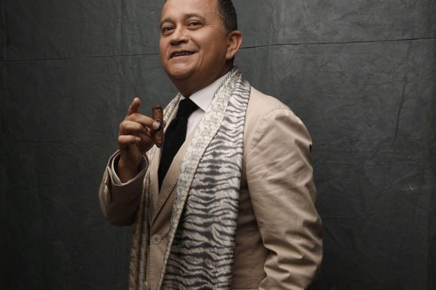 ¨Como suena la música colombiana, suenas tú¨, Yuri Buenaventura