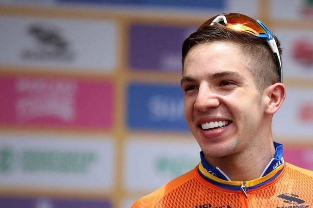 En un final impresionante, Álvaro Hodeg ganó la clásica Marcel Kint en Bélgica