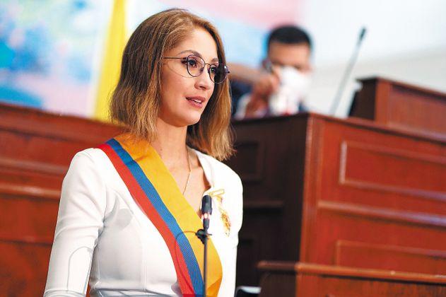 """""""Represento a políticas jóvenes asediadas por la estigmatización"""": Jennifer Arias"""