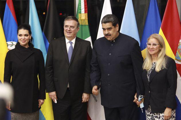Arranca la cumbre de la Celac, y Nicolás Maduro llega por sorpresa a México