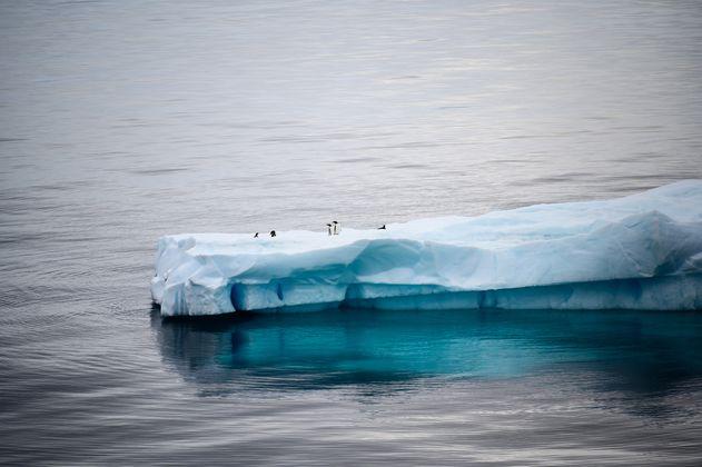 El hielo del Ártico se está derritiendo el doble de rápido de lo que se estimaba