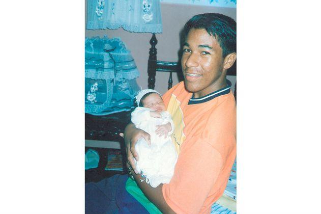 Katrinalieth, la hija de Kaleth Morales que ya tiene 17 años