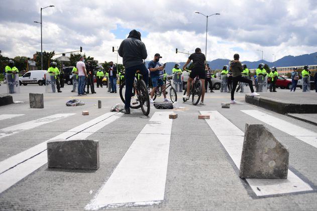 Cuando bloquear vías se vuelve delito