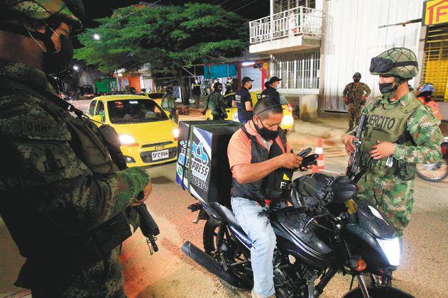 El fenómeno de violencia en Cúcuta