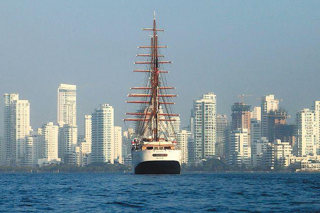 Cartagena se está hundiendo