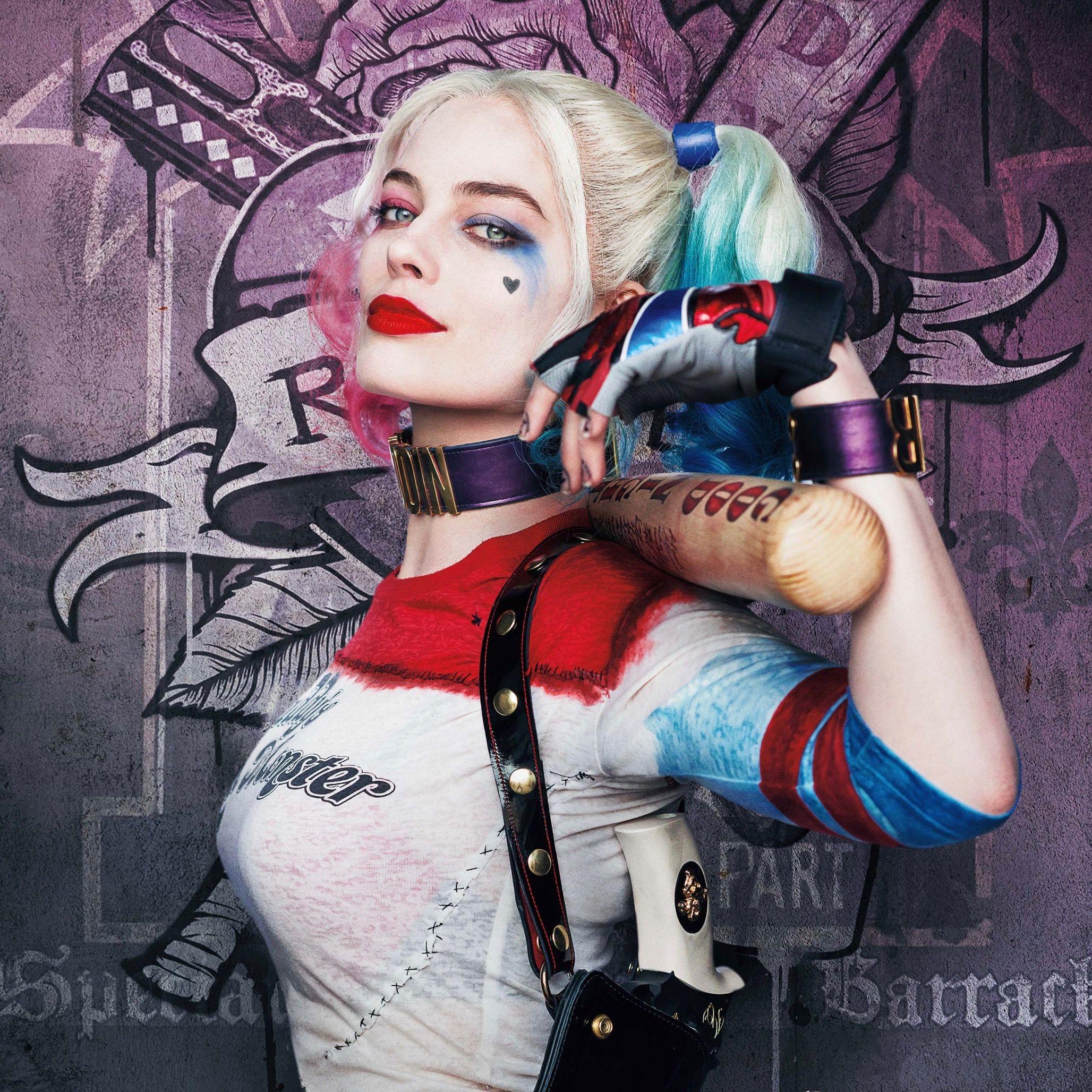 """La aliada y novia del Guasón, Harley Quinn aparece en la película """"El escuadrón suicida"""", una de las películas más vistas en la plataforma HBO Max."""