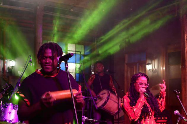 """""""Música, raíz y futuro"""" reunió los sonidos del Pacífico en Bogotá"""