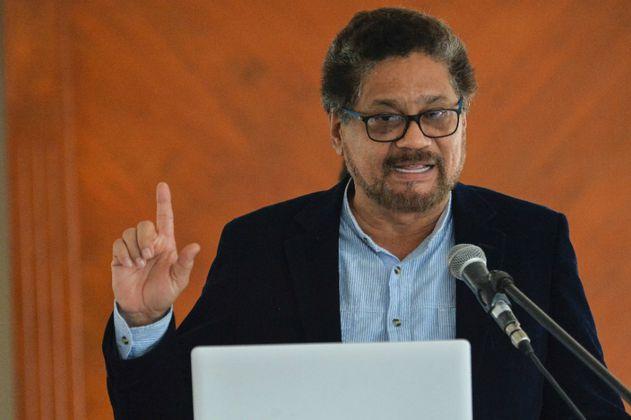 Iván Márquez pierde su investidura de congresista