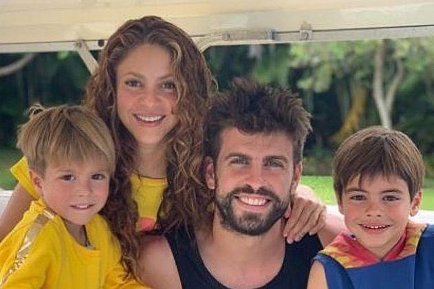 VIDEO: Shakira sorprendió al presentar a los dos nuevos integrantes de su familia