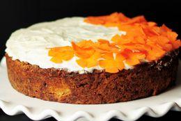 Receta para preparar una deliciosa torta de zanahoria
