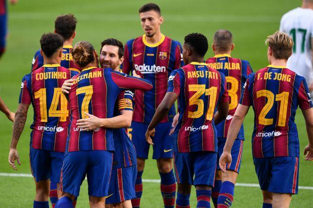 Investigarán a Messi y a jugadores de Barcelona por violar protocolos de bioseguridad