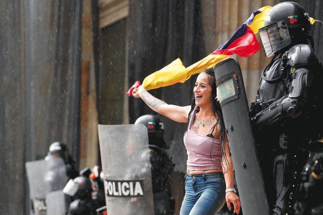 Hablemos sobre estos días difíciles en Colombia; es por nuestra salud mental
