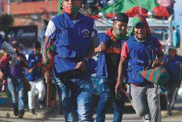 El precedente que marcó la minga indígena en Bogotá