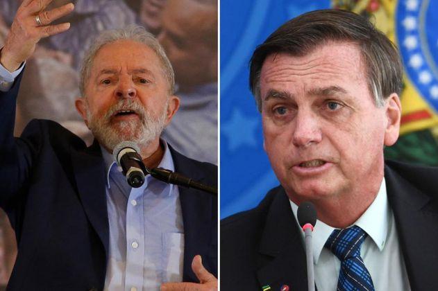 "Lula da Silva: ""Jair Bolsonaro es peor que Maduro"""